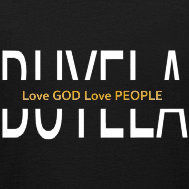 Love God middle B