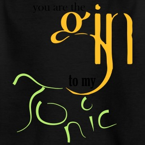 Gin Tonic amour - T-shirt Enfant