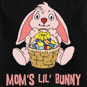 Easter Mom's Little Bunny - Kids' T-Shirt
