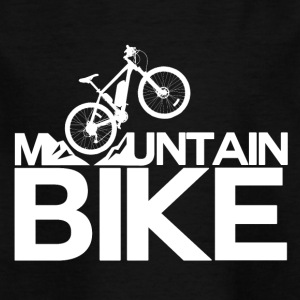 Mountain Bike - Mountain Bike Passion! - T-skjorte for barn
