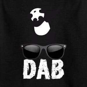 dab panda brille dabbing Dance Football fun cool l - Kinder T-Shirt