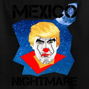 Mexico Blue Nightmare / Den Mexico Blue mareridt - Børne-T-shirt