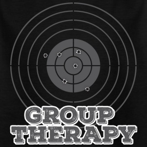 Polizei: Group Therapy - Kinder T-Shirt