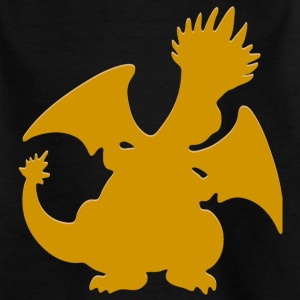 Dragon - Kids' T-Shirt