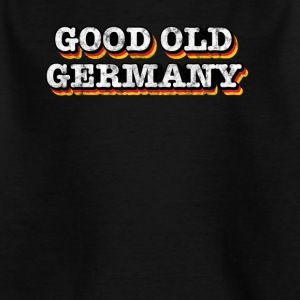 GO Germany - Kinder T-Shirt