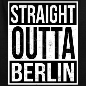 Straight Outta Berlin - Kinder T-Shirt