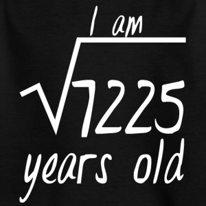 85. Geburtstag: I Am Roof of 7225 Years Old - Kinder T-Shirt