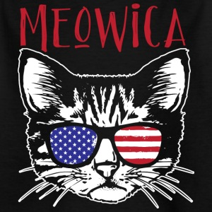 Meowica - Kids' T-Shirt