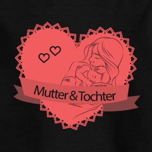 mother Daughter - Kids' T-Shirt