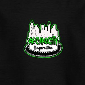 Cake_City_Logo - T-shirt Enfant