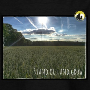 Stand out and grow - Kids' T-Shirt