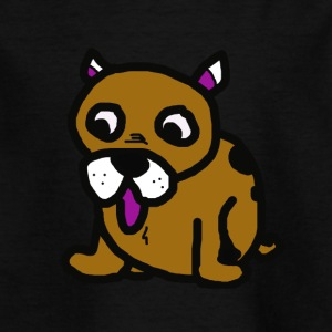 Guagua puppy - Kids' T-Shirt