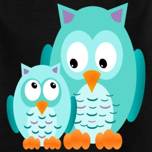 Owls - Kids' T-Shirt