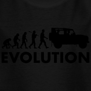 Evolution - T-shirt barn