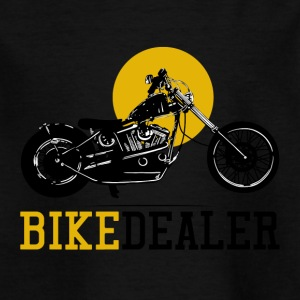 Bike Dealer · LogoArt - Kids' T-Shirt