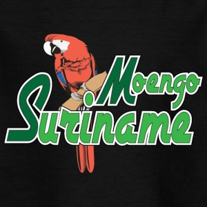 Moengo Suriname - Kids' T-Shirt