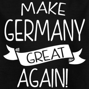 Make Germany great again - Kids' T-Shirt