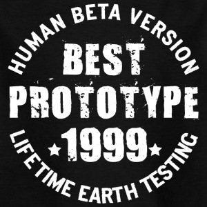 1999 - The birth year of legendary prototypes - Kids' T-Shirt