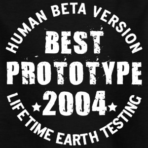 2004 - The birth year of legendary prototypes - Kids' T-Shirt