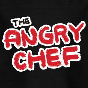 Chef / Chef Cook: The Angry Chef - Kids' T-Shirt