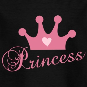 Princess - T-shirt barn