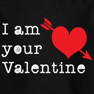 your Valentine - Kids' T-Shirt