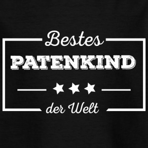 bestes patenkind - Kinder T-Shirt