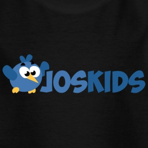 Logo JosKids 2 - T-skjorte for barn