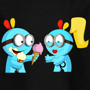 Aliens - Kinder T-Shirt