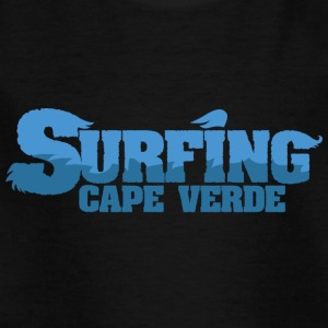 CAPE VERDE Surfing Water Country - T-shirt barn