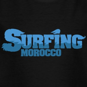 MAROCKO Surfing Water Country - T-shirt barn