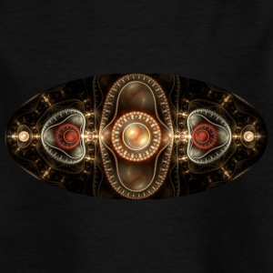 apophysis big oval - Kinder T-Shirt