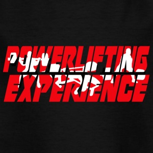 powerlifting EXPERIENCE - Kids' T-Shirt