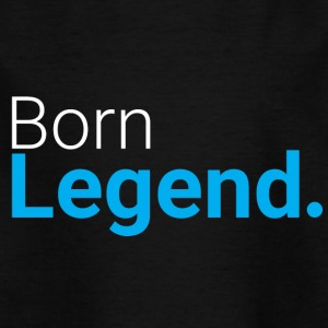 Born Legend - T-shirt barn