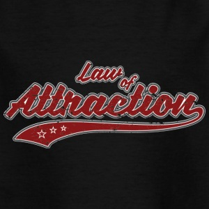 Law of Attraction Vintage - Kids' T-Shirt