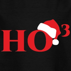 Christmas Ho³ - T-shirt barn