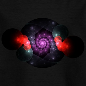 apophysis bubble shell - Kids' T-Shirt