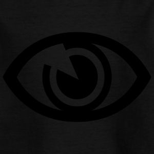 eye Black - Kinderen T-shirt