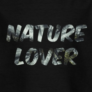 Nature Lover - nature lovers - Kids' T-Shirt