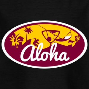 Aloha - T-skjorte for barn