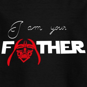 I Am Your Father - T-skjorte for barn
