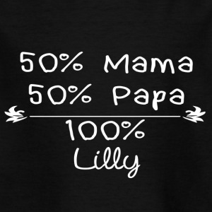 100% Lilly - Kinder T-Shirt