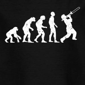 TROMPETEEVOLUTION! - Kinder T-Shirt