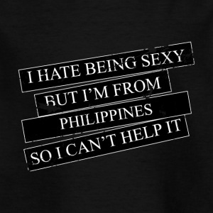Motive for cities and countries - PHILIPPINES - Kids' T-Shirt