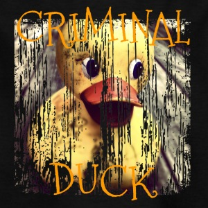 Criminal Duck Criminal Duck - Kids' T-Shirt
