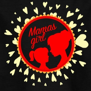 Mommy girl - Kids' T-Shirt