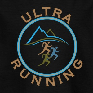 Ultra Running - T-shirt barn