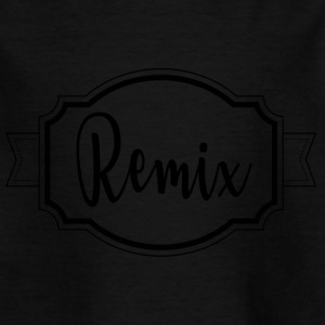 Remix - Kids' T-Shirt