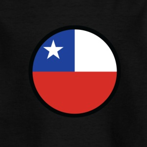 Under Chile - Børne-T-shirt