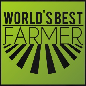Farmer / Farmer / Farmer: World's Best Farmer - Kids' T-Shirt